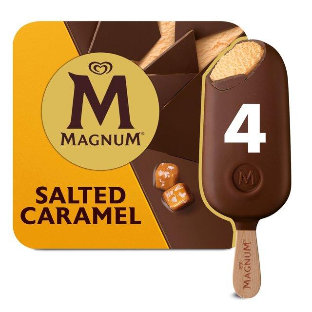 Magnum Salted Caramel Ice Cream Sticks