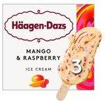 Haagen-Dazs Mango & Raspberry Ice Cream Bars