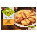 Morrisons Freefrom Mini Toad in The Holes