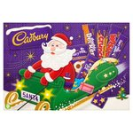 Cadbury Chocolate Santa Selection Box