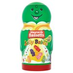 Maynards Bassetts Jelly Babies Jar