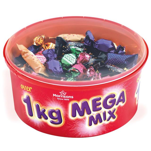 Morrisons Morrisons Mega Mix Product Information