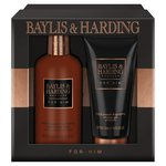Baylis & Harding For Him Black Pepper & Ginseng Gift Set