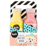 Beauty Parlour Bath Salt Mania Gift Set