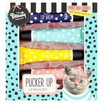 Beauty Parlour Pucker Up Lip Balm Set