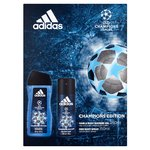 Adidas Uefa Champions League Champoins Edition Gift Set