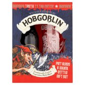 Hobgoblin 330ML & Pint Glass
