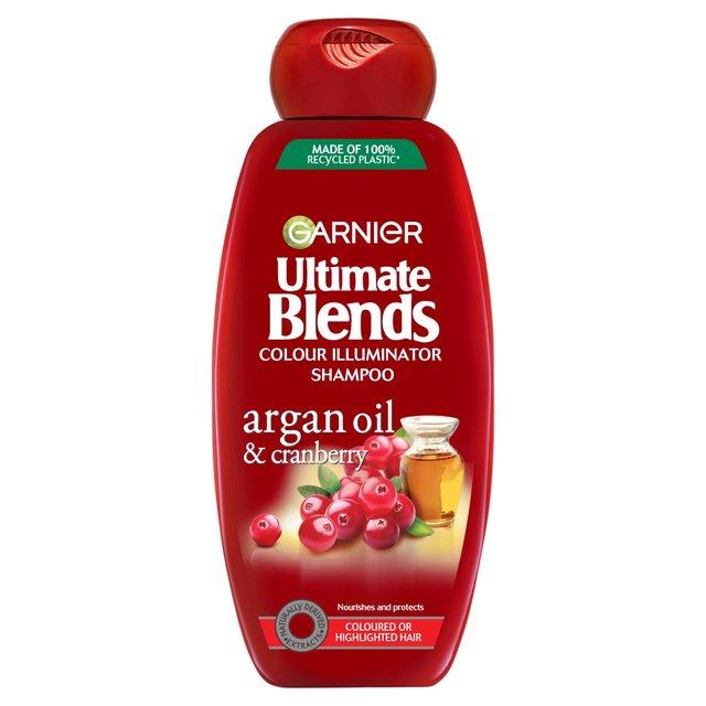 Garnier Ultimate Blends Argan Oil Coloured Hair Shampoo