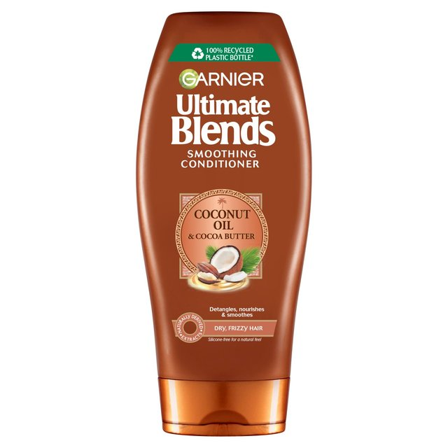 Garnier Ultimate Blends Coconut Oil Frizzy Hair Conditioner