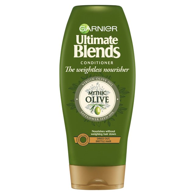 Garnier Ultimate Blends Olive Oil Dry Hair Conditioner