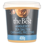 Morrisons The Best Anglesey Sea Salted & Caramel Frosting