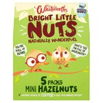 Whitworths Bright Little Nuts Hazels 5x20g