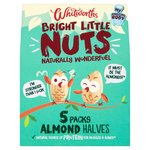 Whitworths Bright Little Nuts Almonds 5x20g