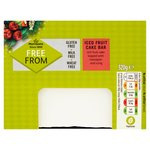 Morrisons Free From Iced Fruit Cake Bar