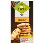 Morrisons Free From Salted Toffee Shortbread