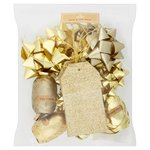 Morrisons Gold Accessories Value Pack