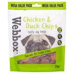 Webbox Chicken & Duck Chips