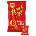Walkers French Fries Ready Salted Snacks
