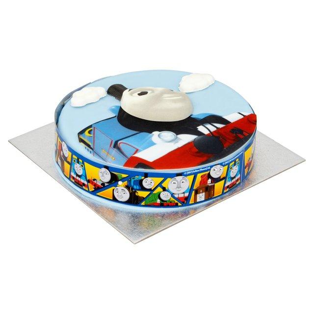 Morrisons Thomas The Tank Engine Celebration Cake Product Information