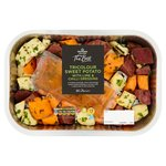 Morrisons The Best Tricolour Sweet Potato with Lime & Chilli Dressing
