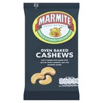 Marmite Oven Baked Cashews