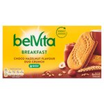 BelVita Breakfast Biscuits Duo Crunch Chocolate Hazelnut 5 Pack