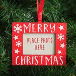 Morrisons Personalised Christmas Photo Frame