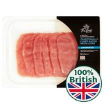 Morrisons The Best Unsmoked Hampshire Breed Wiltshire Cured Medallion