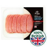 Morrisons The Best  Hampshire Breed Cured Smoked Medallions
