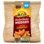 Mccain Shake Wedges Smoky Barbecue