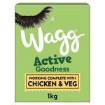 Wagg Worker Chicken