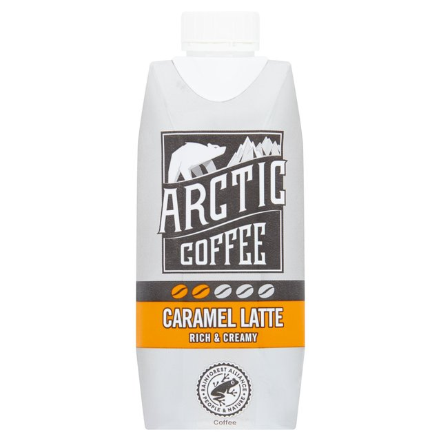 Arctic Coffee Caramel Latte
