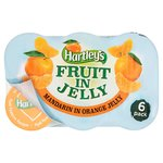 Hartleys Fruit in Jelly Mandarin & Orange 6PK