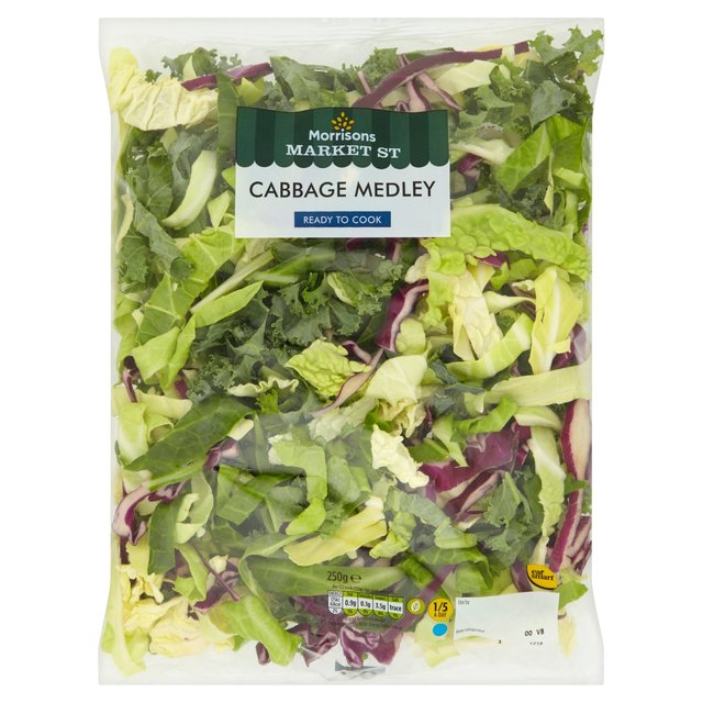 Morrisons Cabbage Medley