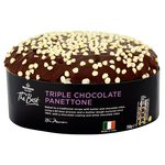 Morrisons The Best Triple Chocolate Panettone