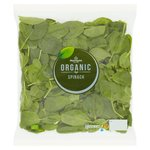 Morrisons Organic Spinach