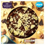 Morrisons Large Chocolate Brownie Dessert