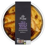 Morrisons The Best Fig & Marsala Bread & Butter Pudding