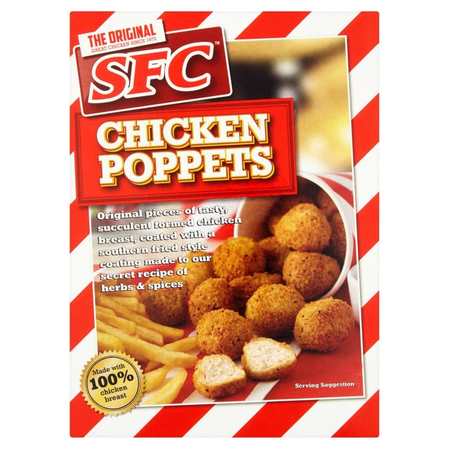 SFC Chicken Poppets