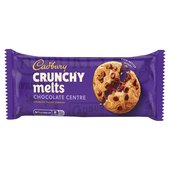 Cadbury Crunchy Melts Chocolate Centre Chocolate Biscuits