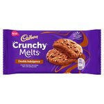 Cadbury Crunchy Melts Double Indulgence