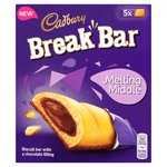 Cadbury Break Bar Melting Middle Chocolate Biscuits