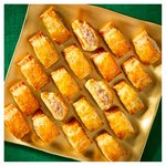 Morrisons 20 Mini Pork Sausage Rolls