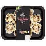 Morrisons The Best Brie & Cranberry Filo Tarts