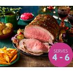 Morrisons the Best British Beef Matured Dry Aged Sirloin