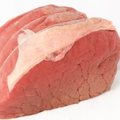 Morrisons The Best British Beef 28 Day Matured Topside Small