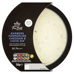 Morrisons The Best Barbers Farmhouse Cheddar & Chive Heatable Dip