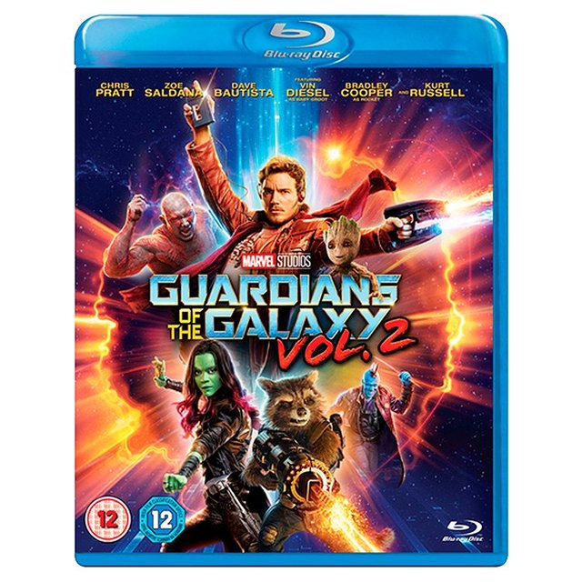 Guardians Of The Galaxy Volume 2 Blu Ray (12)