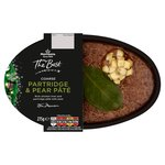 Morrisons The Best Partridge & Pear Pate