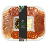 Morrisons The Best Continental Meat & Antipasti Platter
